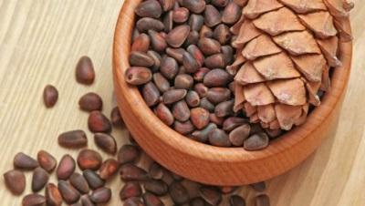 Valor nutricional de infusões de pinhão
