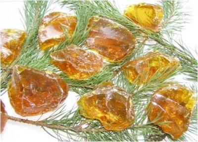 Resina de cedro tem uma ampla gama de propriedades úteis