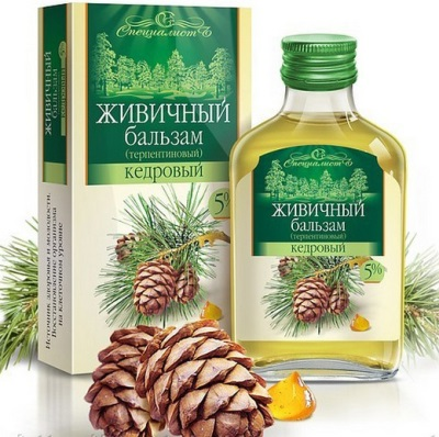 Cedar Terpene Balsam