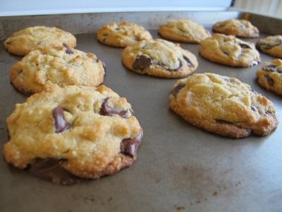 Kókuszliszt cookie-k