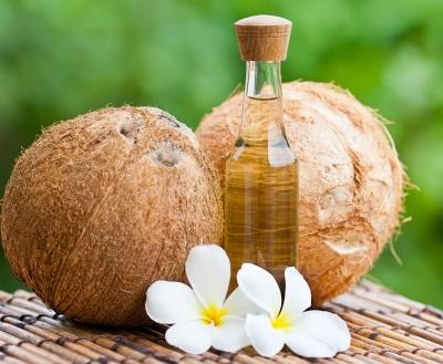 Lekki olej kokosowy