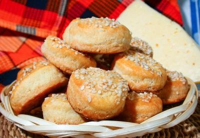 Σουσάμι μπισκότα