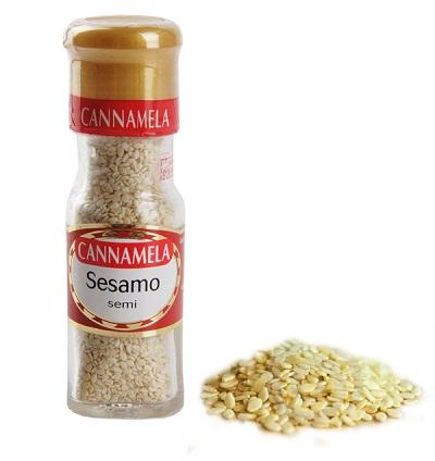 Przechowywanie sezamu