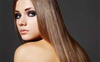 Óleo de cabelo de gergelim