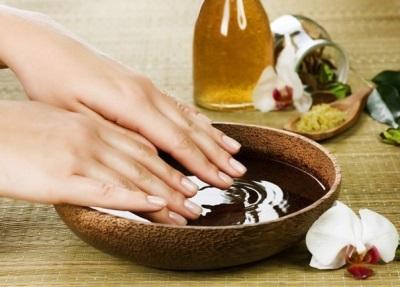 Olej sezamowy do paznokci