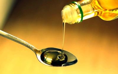 Dosagem de óleo de gergelim