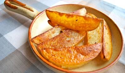 Ciberžolės bulvės