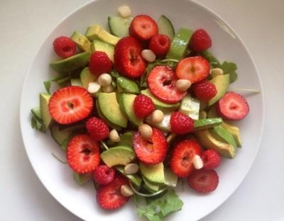 Macadâmia é usada em programas de dieta.