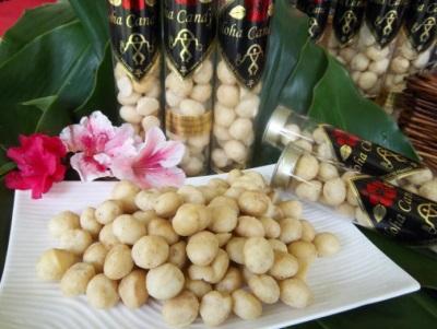 Macadamia-Nuss hat eine Fülle nützlicher Eigenschaften.