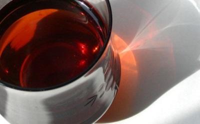 Tomar en vino tinto