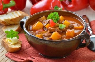 Paprika Dish - Bograch