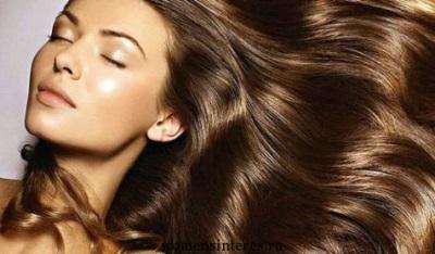 Θεραπεία μαλλιών με λοσιόν διαφράγματος καρυδιού