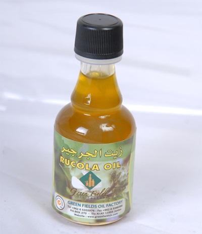 Arugula olaj