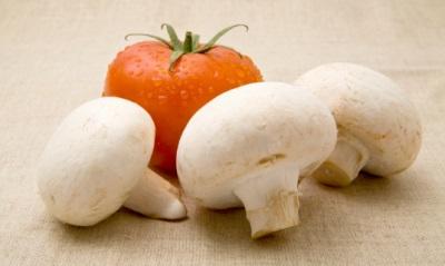 Champignons werden in der diätetischen Ernährung verwendet.
