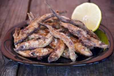Риба със сечуански пипер