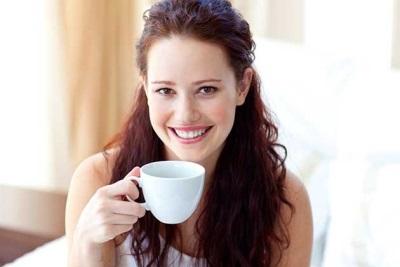 Koperkowa herbata