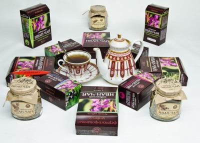 Koporsky adelgazante té