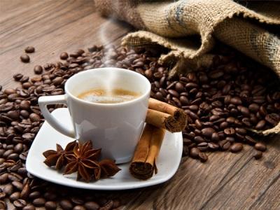 Kafija ar kanēli