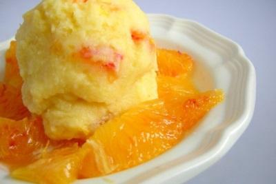 Πορτοκαλί Sherbet