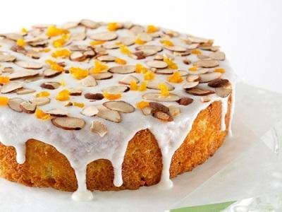 Penki Spice Almond Cake