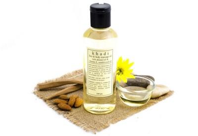 Olej migdałowy dla elastyczności i sprężystości skóry