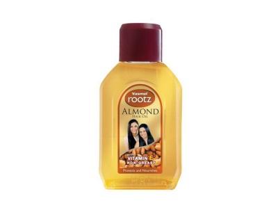 Maska do przetłuszczających się włosów z olejem migdałowym