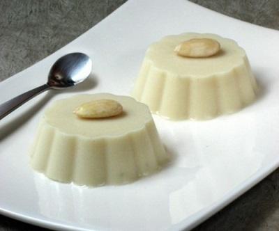 Mandľové mlieko blancierge