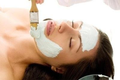 Gesichtsmasken mit Myrtenextrakt