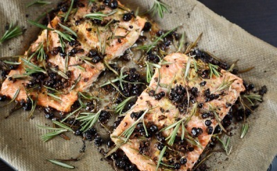 Juniper Salmon