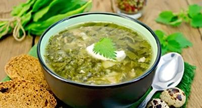 Σούπα με πραλίνα