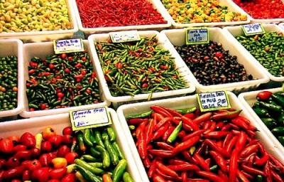 Chile a kereskedelmi piacokon