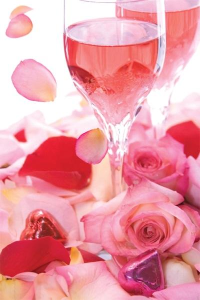 Tinktur aus Rosenblüten