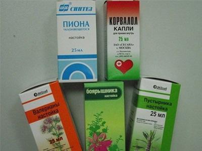 Tincture alkohol dalam pembungkusan farmaseutikal